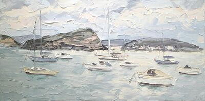 Sally West, 'Pittwater (29.6.17)', 2017