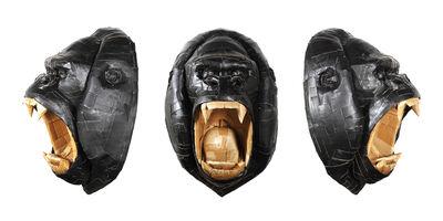 Laurence Vallières, 'Screaming Gorilla', 2016