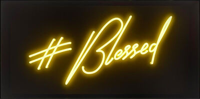David Drebin, '#Blessed', 2017