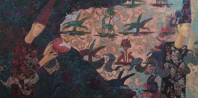Timur D'Vatz, 'Forest of Many Dreams', 2016