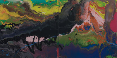 Gerhard Richter, 'Flow (P16)', 2013/2016