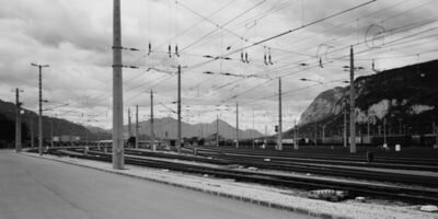 Gabriele Basilico, 'Villach Station', 1993