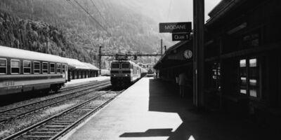Gabriele Basilico, 'Modane Train Station', 1993