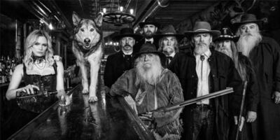 David Yarrow, 'More Usual Suspects', 2021