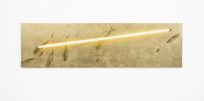 Pierre Vermeulen, 'Sweat print, light panel no. 1', 2018