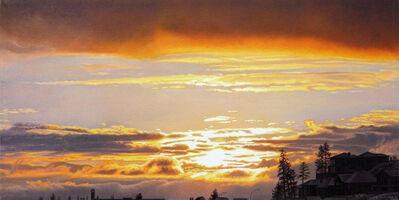 Joice M. Hall, 'Amber Light'