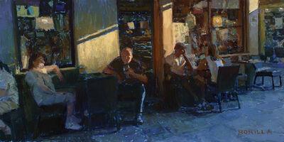 "Raymond Bonilla, 'Study for ""Venezia Last Day, Last Light""', 2020"