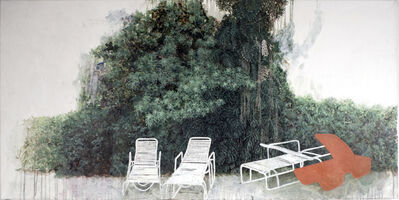 Renata Fernandez, 'Deck Chairs Series No.4', 2015