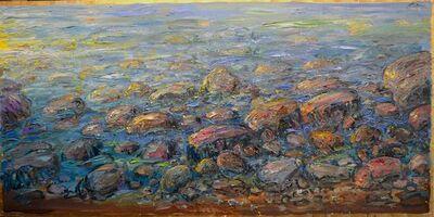 Bruno Zupan, 'Rocks and Sea ', 2015