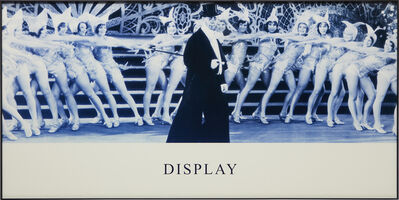 John Baldessari, 'Horizontal Series: Display', 2003