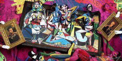 Philippe Shangti, 'Picasso Shangti Fusion', 2018