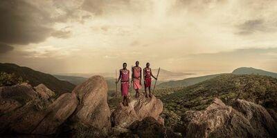 Jimmy Nelson, 'VIII 991 // VIII Maasai', 2018
