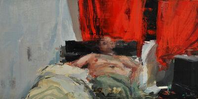 Omar Najjar, 'Laying in Bed', 2015