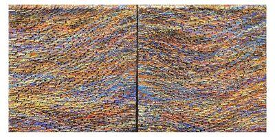 Pat McNabb Martin, 'Vibrations I & II', 2020