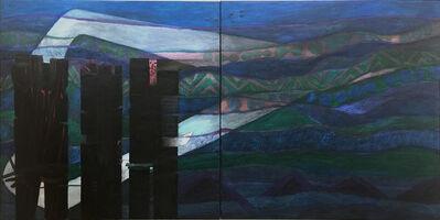 Fernando de Szyszlo, 'Mar de Lurin', 1990