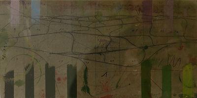 Albrecht Schnider, 'Landscape drawing # 05', 2007