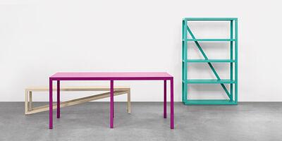 Liam Gillick, 'Furniture System', 2013