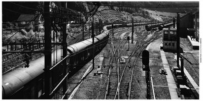 Gabriele Basilico, 'Modane's train station ', 1993