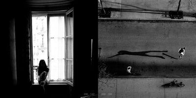 Adolfo Doring, '(142-098) Julie, Paris: Skateboards, New York City (POSTED 162 GRAMS)', 2016