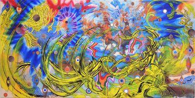 Jiha Moon, 'Lucid yellow', 2020