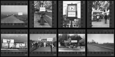 Alfredo Jaar, 'Public Interventions (Studies on Happiness: 1979-1981)', 1981