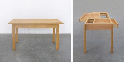 Joseph Beuys, 'Table III Chest', 1953/2008