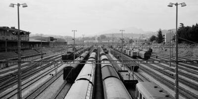 Gabriele Basilico, 'Chiasso Train Station', 1993