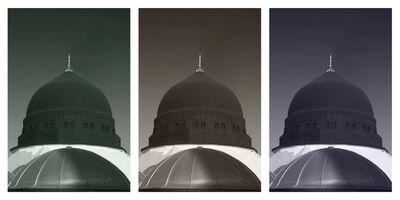 Adel AlQuraishi, 'The Dome: Tryptic', 2016