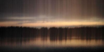 James B. Guthrie, 'Lake, Shore, Sky #1', 1016