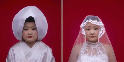 Tomoko Sawada, 'Bride (24 + 23)', 2007