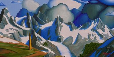 Glenn Payan, 'Mt Fox, Dawson and Donkin from Asulkan Pass, Selkirk Mts, BC', 2019