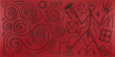A.R. Penck, 'Untitled', 1980