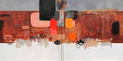 Guillaume Seff, 'Ce dont tu es peinture', 2019