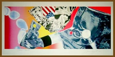 James Rosenquist, 'Flamingo Capsule', 1978