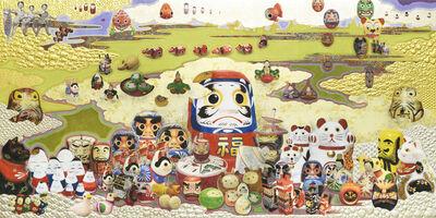 Masatake Kozaki, 'MAKYO Daruma'