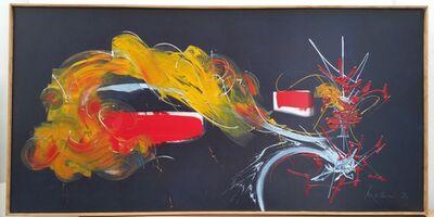 Georges Mathieu, 'Exil', 1970