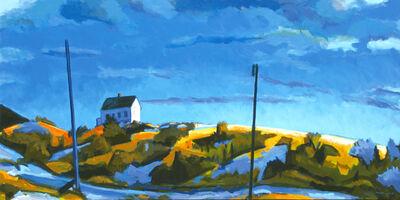 Philip Koch, 'Edward Hopper's Studio, Truro', 2020