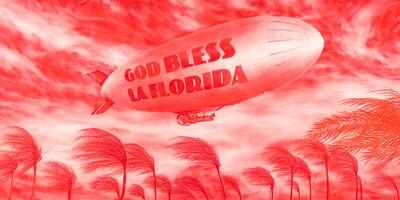 Gonzalo Fuenmayor, 'God Bless La Florida - Special Edition Faena Collection ', 2017