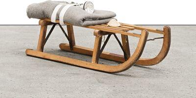 Joseph Beuys, 'Schlitten (Sled)', 1969