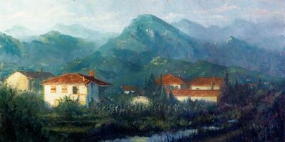 Christopher Clark, 'Italy Countryside', 2021