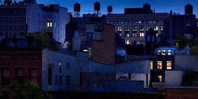 David Drebin, 'Gotham City', 2010
