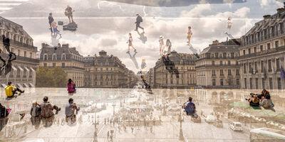 Nicolas Ruel, 'Place de l'Opéra (Paris, France)', 2018