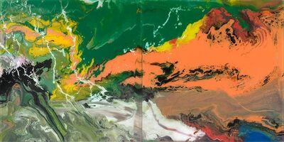 Gerhard Richter, 'Flow (P15)', 2016