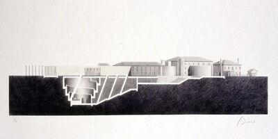 Tadao Ando, 'Fabrica (Benetton Reserch Centre) I', 1998