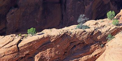 Larry Garmezy, 'Ridgeline - landscape photography, Canyon de Chelly, Arizona, Navajo country', 2017