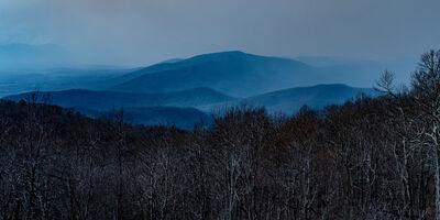 Brian Freer, 'Appalachian Overlook | Shenandoah National Park', 2021