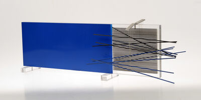 Jesús Rafael Soto, 'Vibration, Untitled', 1969