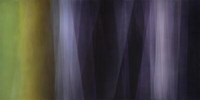 Bernadette Jiyong Frank, 'Spaces in Between (purple-green)', 2020