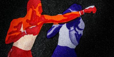 Adrián Fernández, ''Untitled No. 36 (Boxers)'', 2014