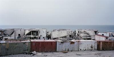 Alessio Romenzi, 'Containers, Sirte', 2018